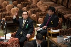 20170323-籠池理事長証人喚問