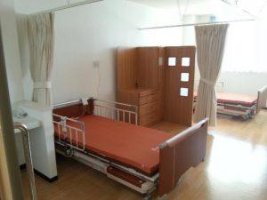 老人保健施設を訪問
