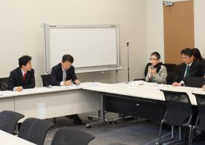 民主党 厚生労働関係緊急勉強会を開催