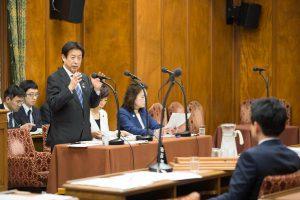 20150310予算委員会第5分科会質問