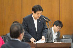 20150515-塩崎厚労大臣、虚偽答弁を陳謝