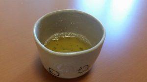 20150625今朝の新茶