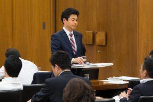 20150605-「漏れた年金問題」塩崎大臣に追及直後