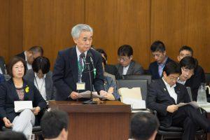 20150701-日本年金機構本部 水島理事長