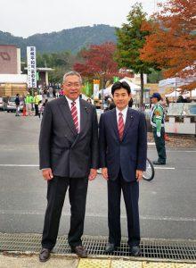 20151107井手町と京田辺市の祭り