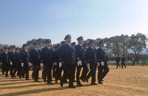 20160110消防団出初式