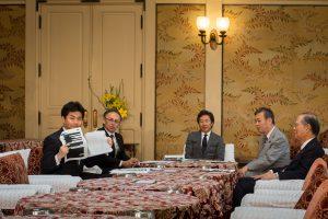 20160408-野党国対委員長会談