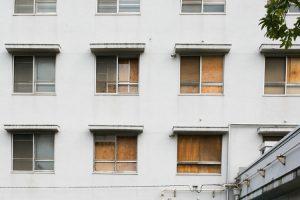 20151020-誰も住んでいない年金機構の宿舎