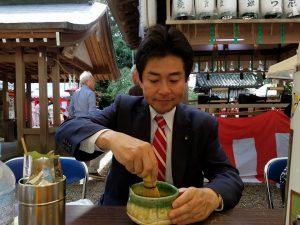 20161016城陽茶まつり