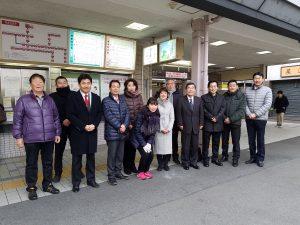 20161212_近鉄小倉駅にて