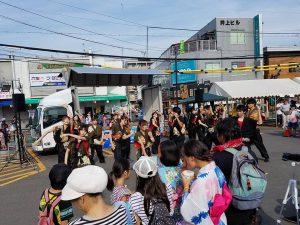 京田辺のキララ商店街まつり