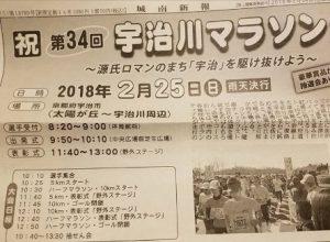 宇治川マラソン(10キロ)を完走