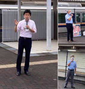 JR京田辺駅