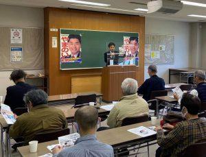 『山井和則と語る会』 開催!  週末4会場で